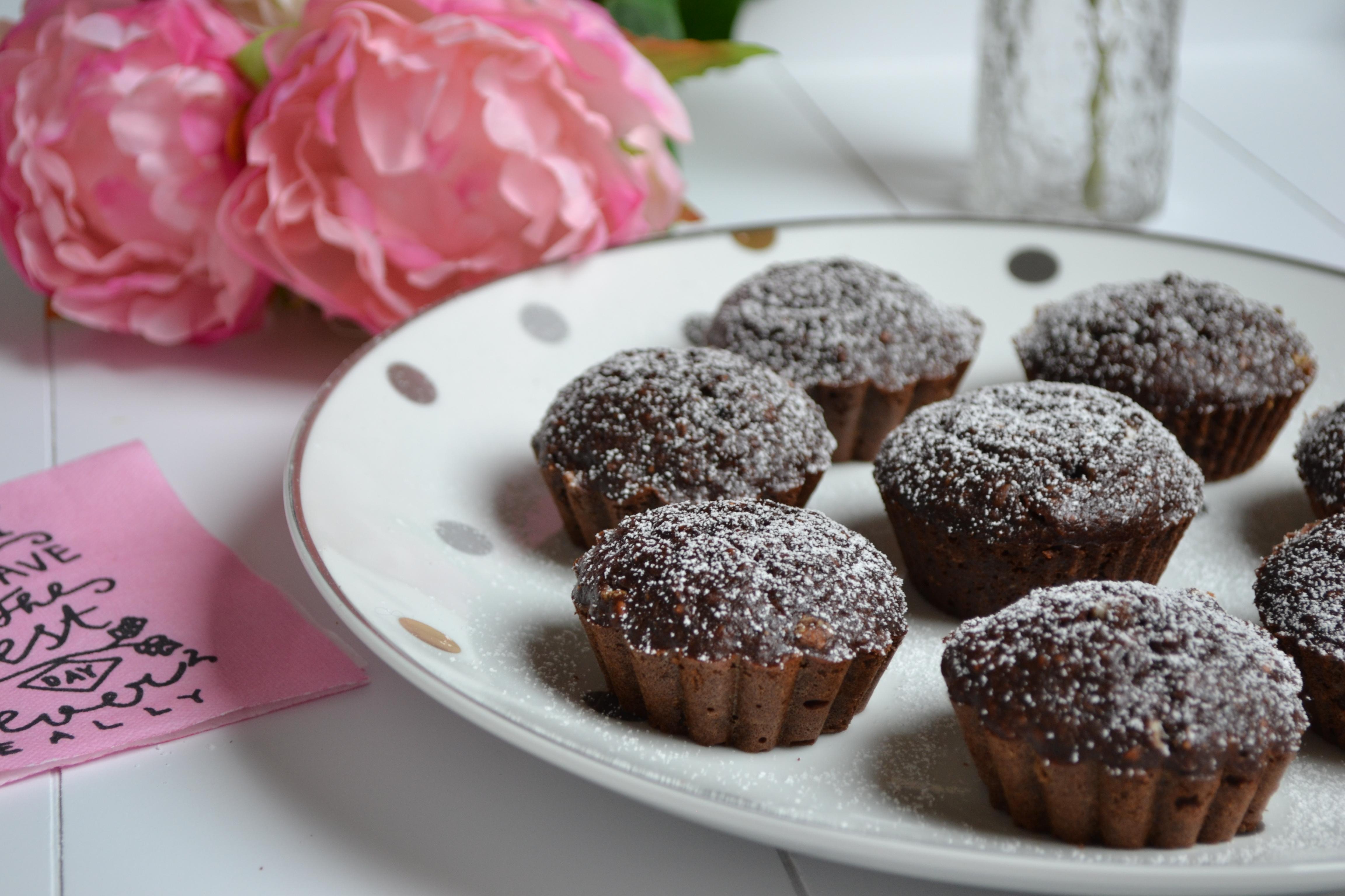 muffins au chocolat sans beurre