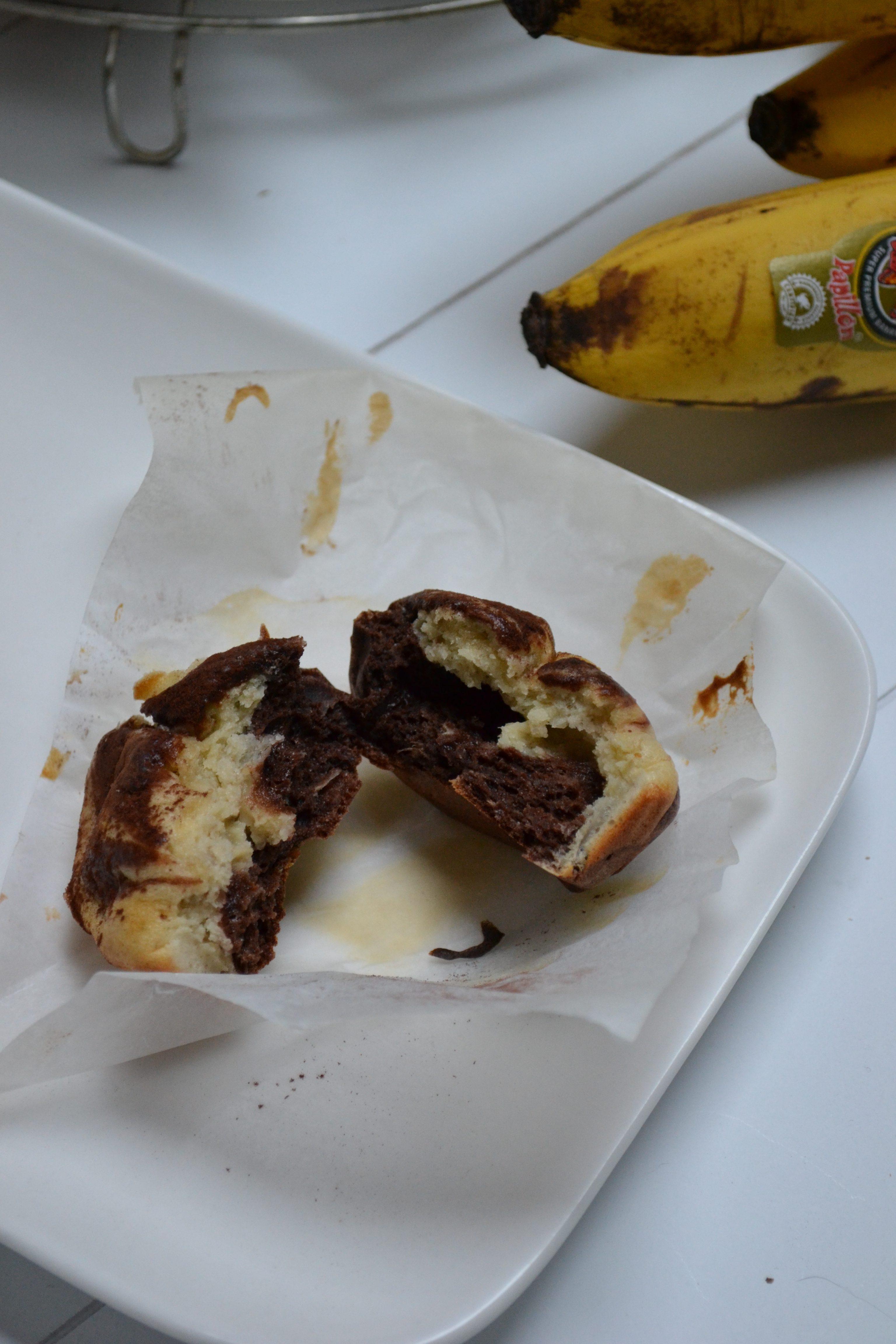 muffin à la banane ssa