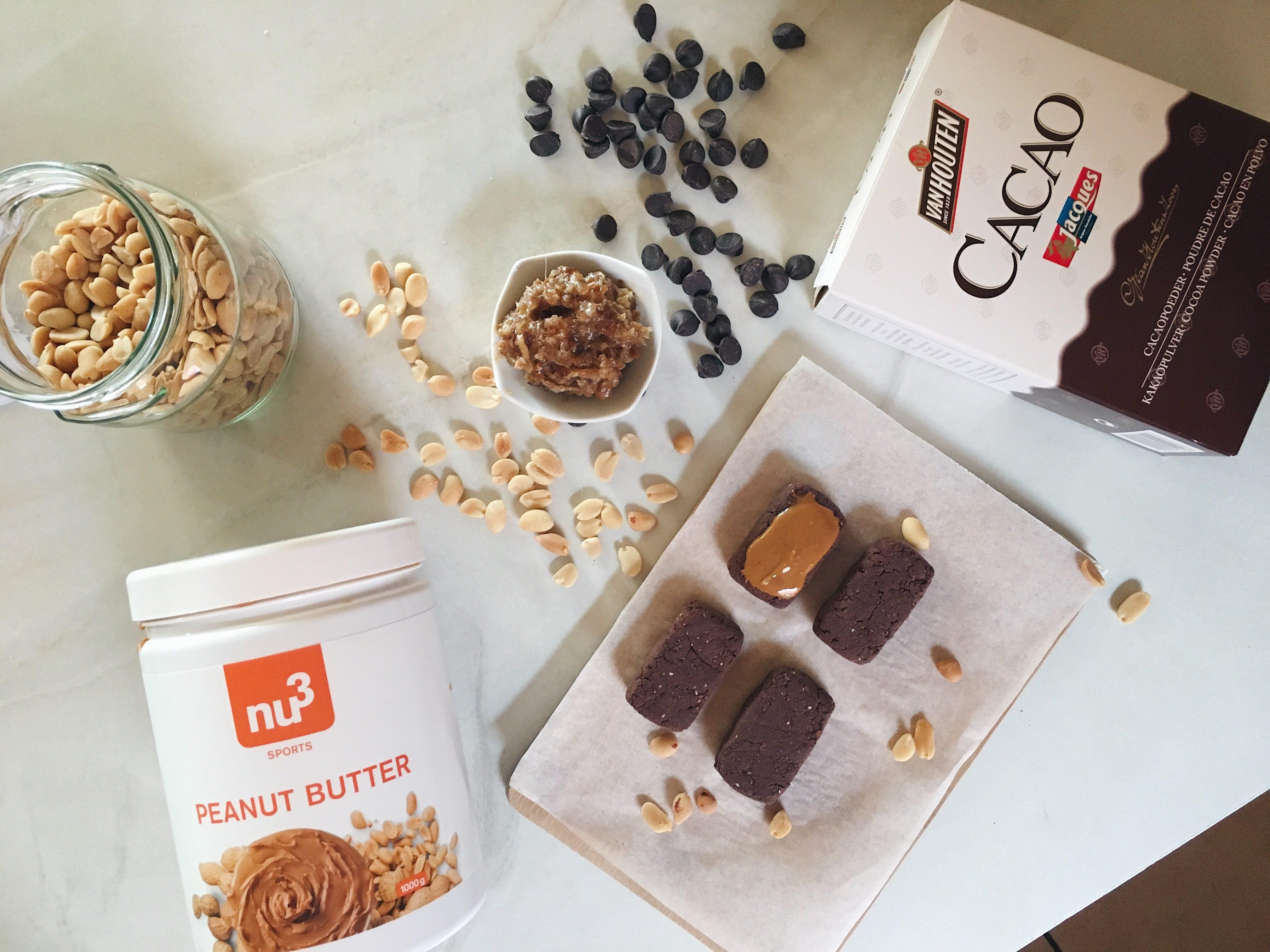 Snickers protéiné