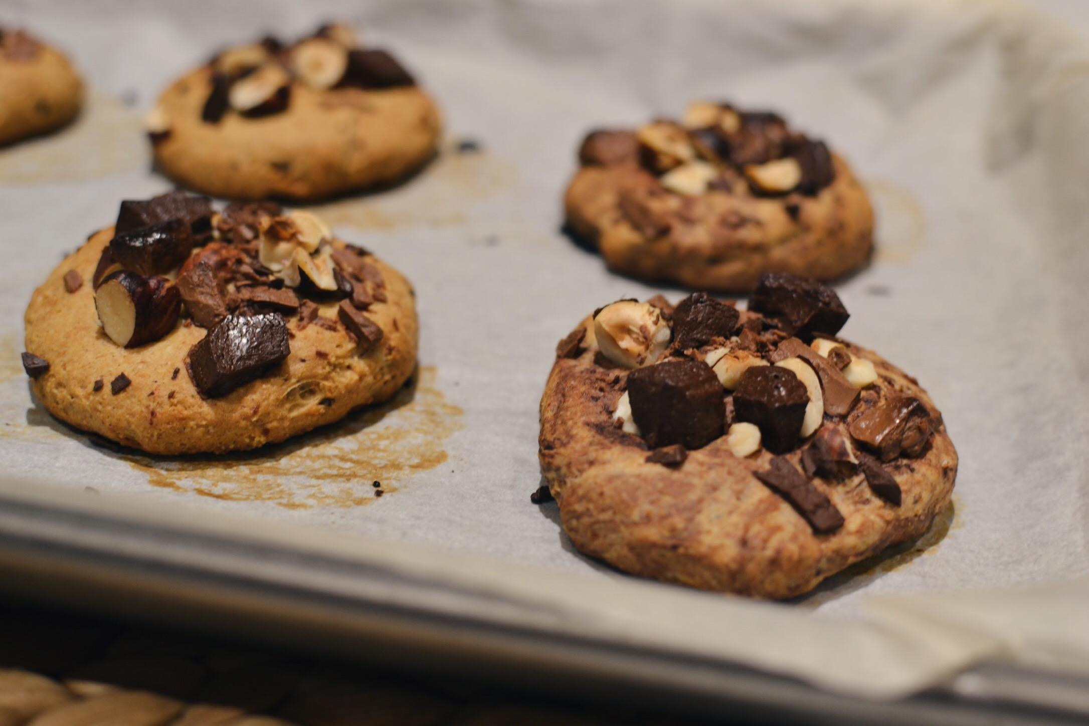 Cookies sans sucres