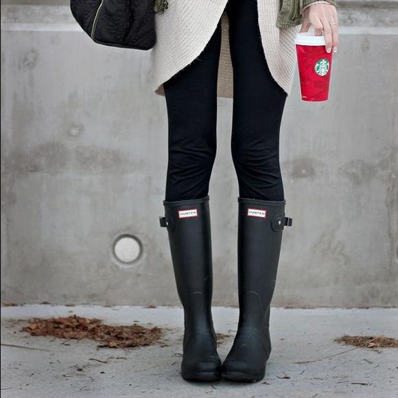 Boots de pluie Hunter