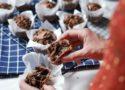 Muffins chocolat lait de coco