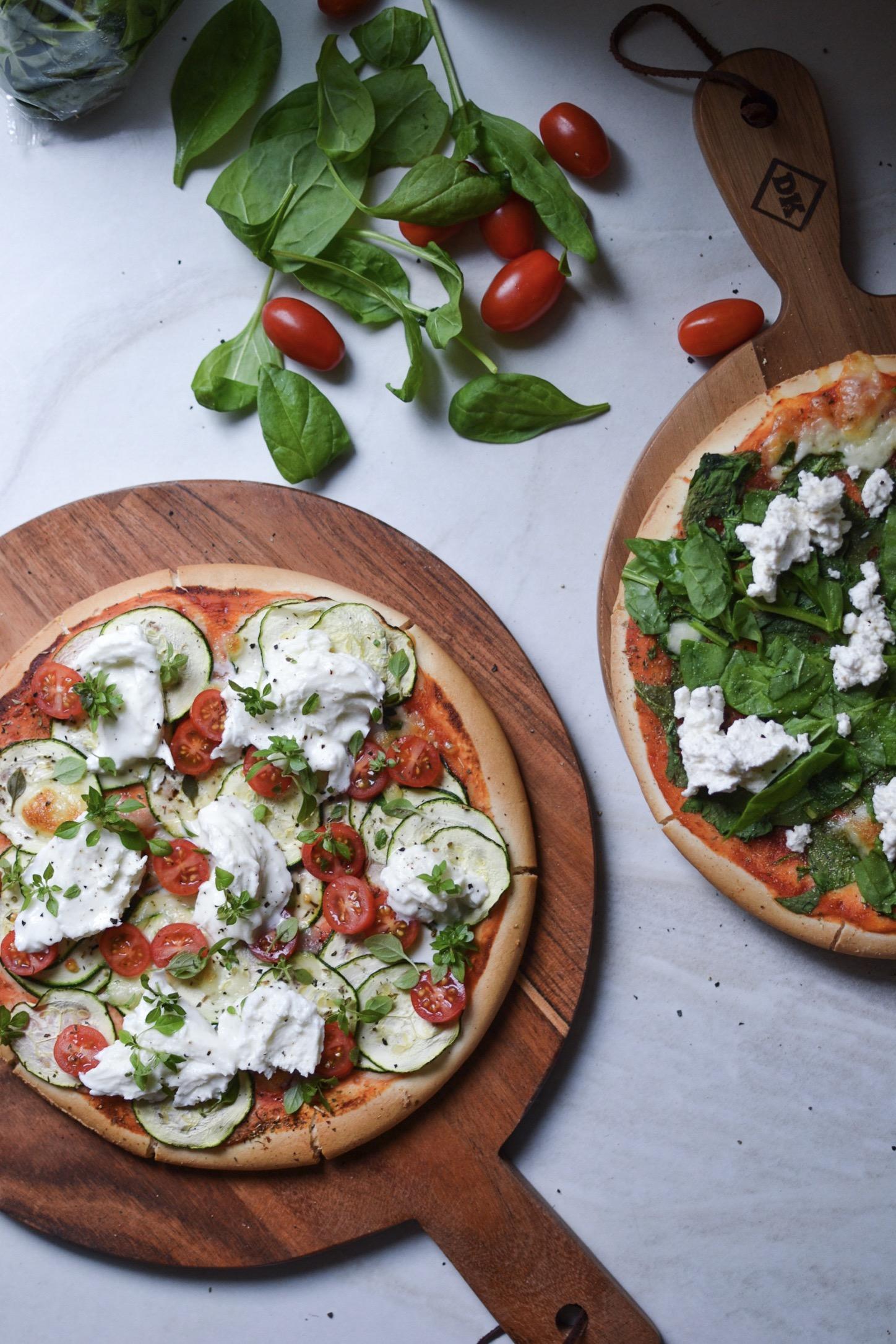 1 journée sans gluten, pizza sans gluten