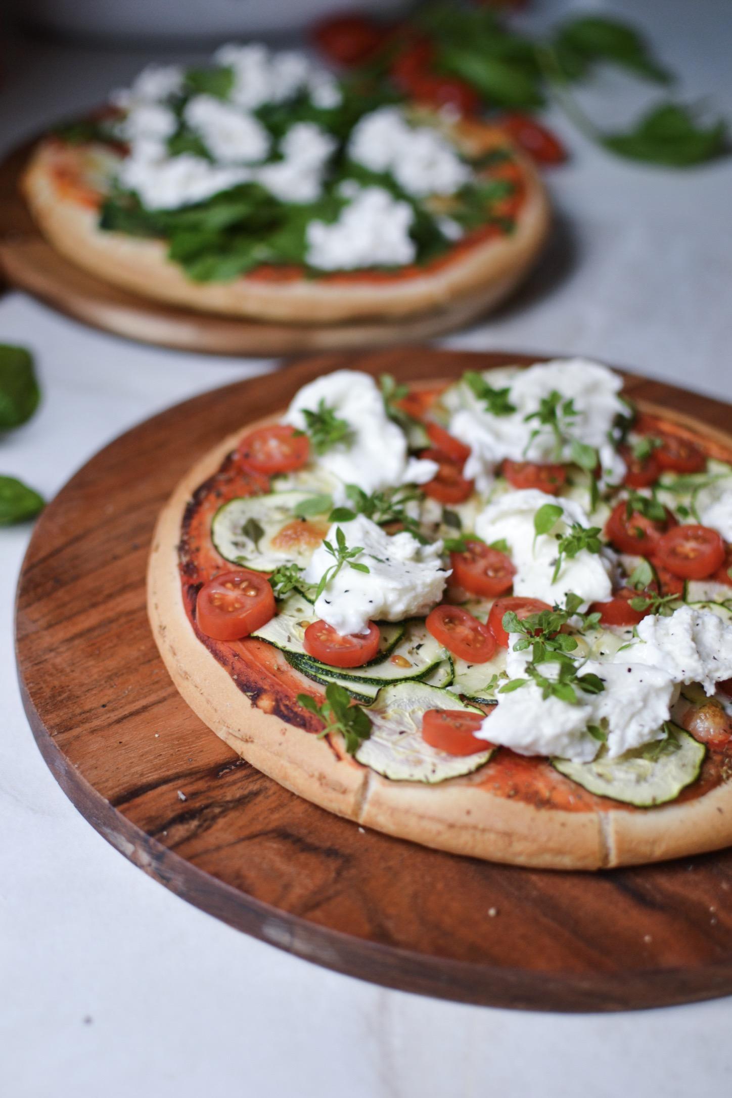 1 journée sans gluten : Pizza sans gluten