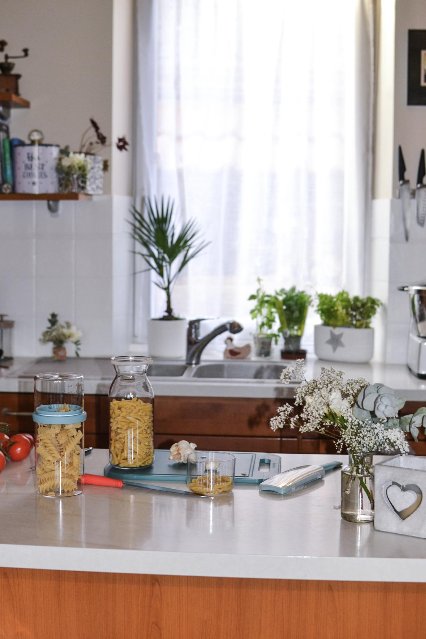 Brabantia storage jars