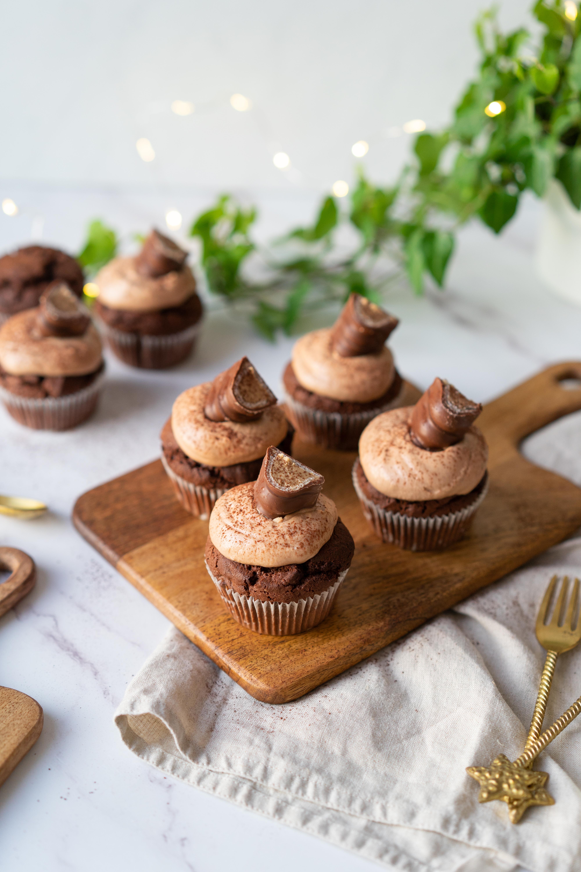Cupcake chocolat sans gluten