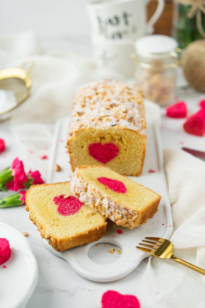 Cake Saint valentin